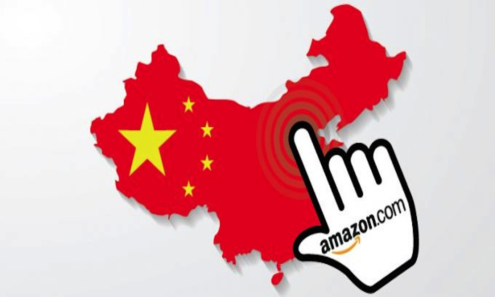 Amazon's latest gameplan: Pull out in China, Pan out in India